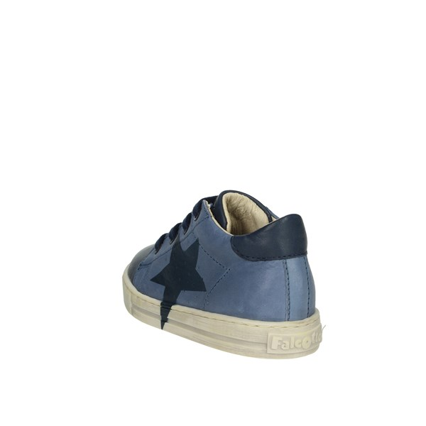 Falcotto Shoes Sneakers Blue/Sky-blue 0012014119.02