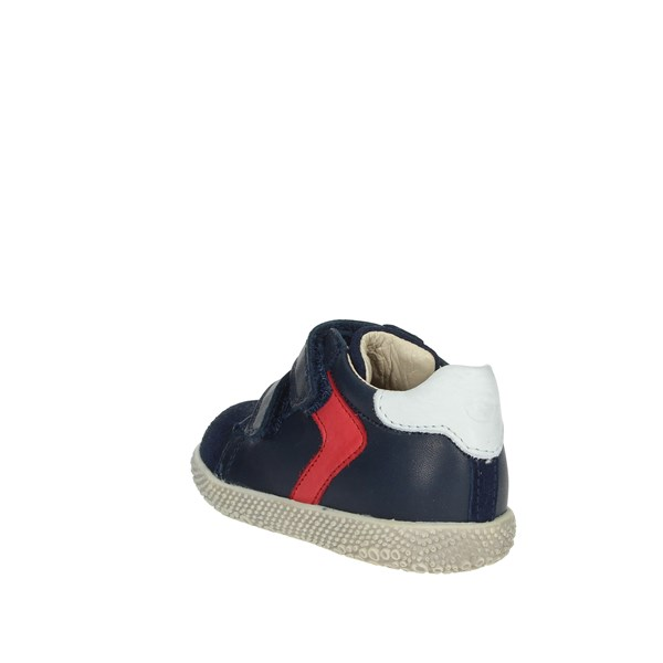 Falcotto Shoes Sneakers Blue/Red 0012014081.01