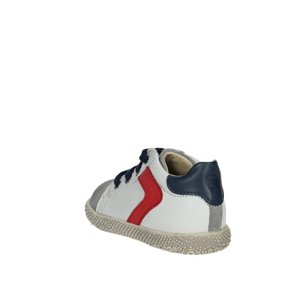 Falcotto Shoes Sneakers White/Grey 0012014078.01