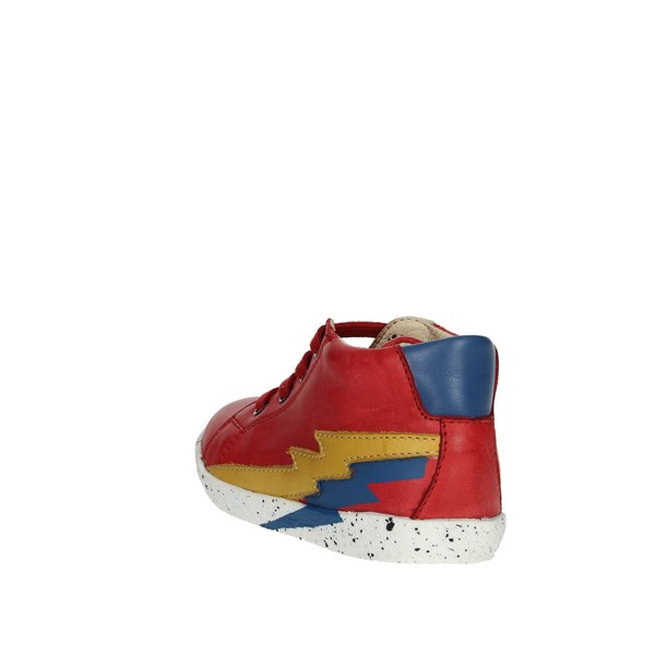 Falcotto Shoes Sneakers Red 0012014044.02