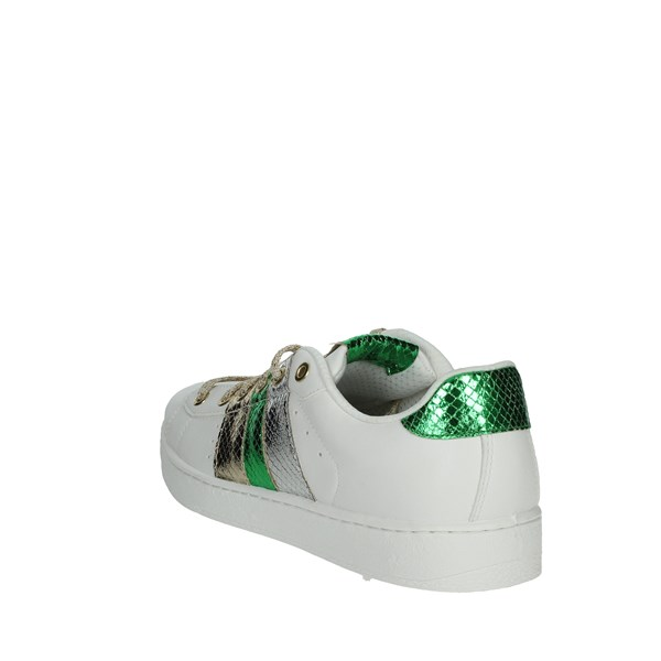 Pregunta Shoes Sneakers White PACJ83