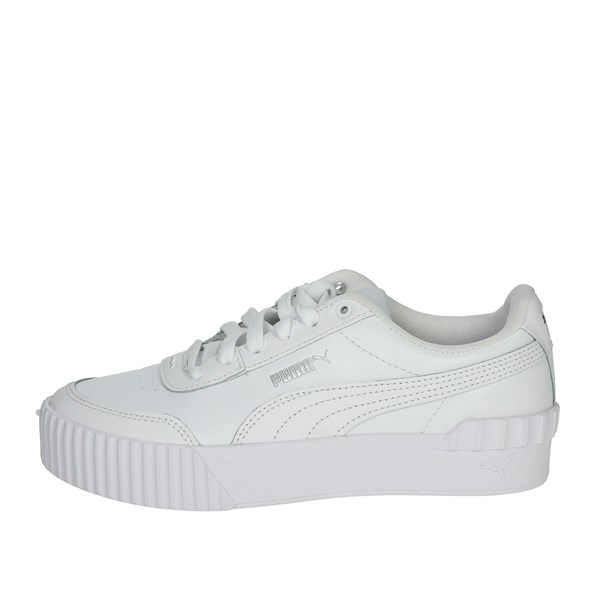 Puma Shoes Sneakers White 374740