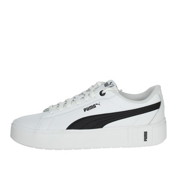 Puma Shoes Sneakers White/Black 373035