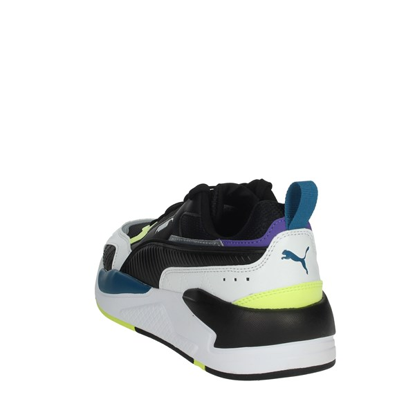 Puma Shoes Sneakers Black/Yellow 373108
