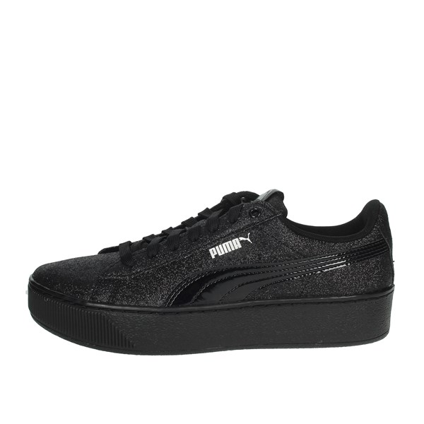Puma Shoes Sneakers Black 366856