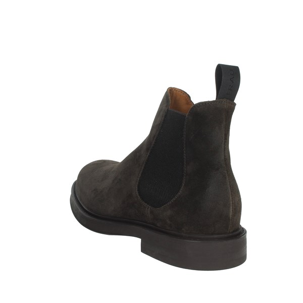 Frau Shoes Ankle Boots Brown 73A3