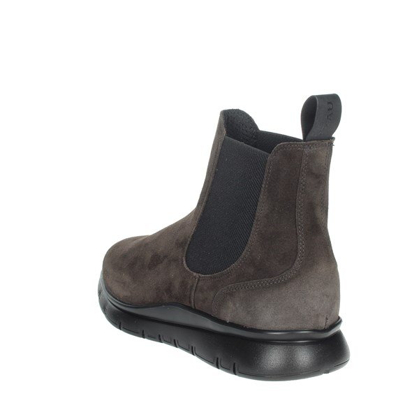 Frau Shoes Ankle Boots Brown 09A4