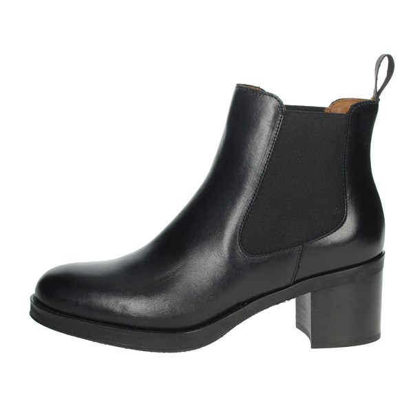 Frau Shoes Ankle Boots Black 81L4