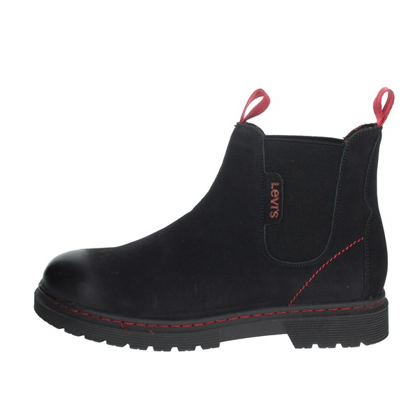 Levi's Shoes Ankle Boots Black OHIO
