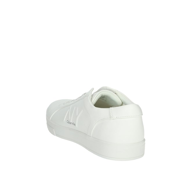 Calvin Klein Shoes Sneakers White B4F2075