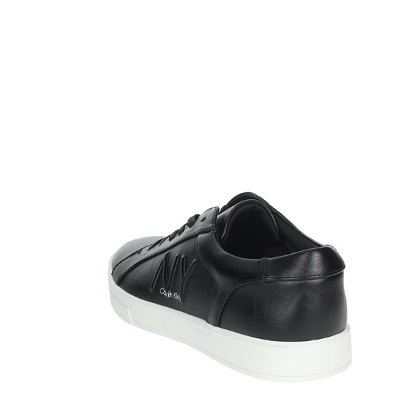 Calvin Klein Shoes Sneakers Black B4F2075