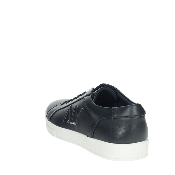 Calvin Klein Shoes Sneakers Blue B4F2075