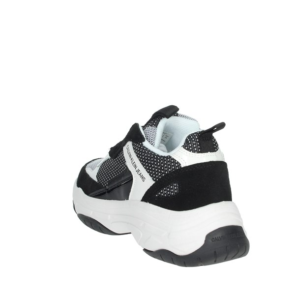 Calvin Klein Shoes Sneakers Black/White B4R0823