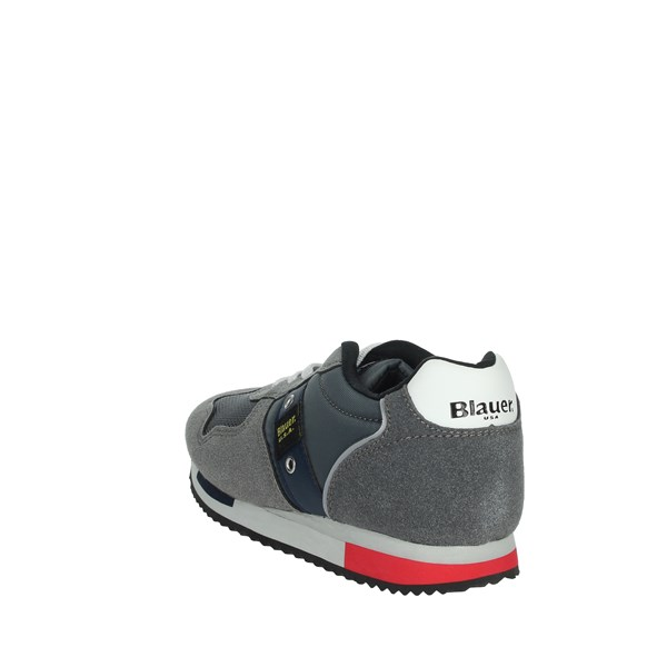 Blauer Shoes Sneakers Grey/Blue DASH02