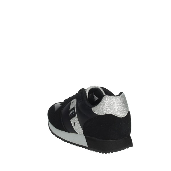 Blauer Shoes Sneakers Black LILLI02