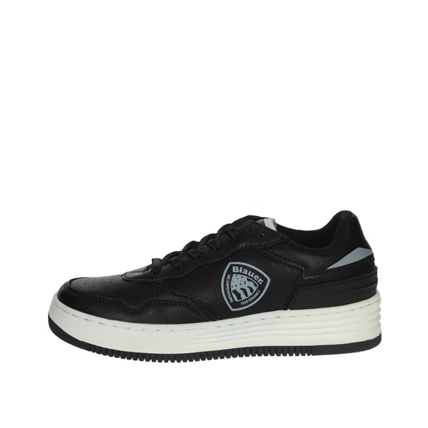 Blauer Shoes Sneakers Black BART02