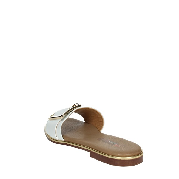 Repo Shoes Clogs White 71140-E0