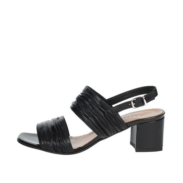 Repo Shoes Sandal Black 46503