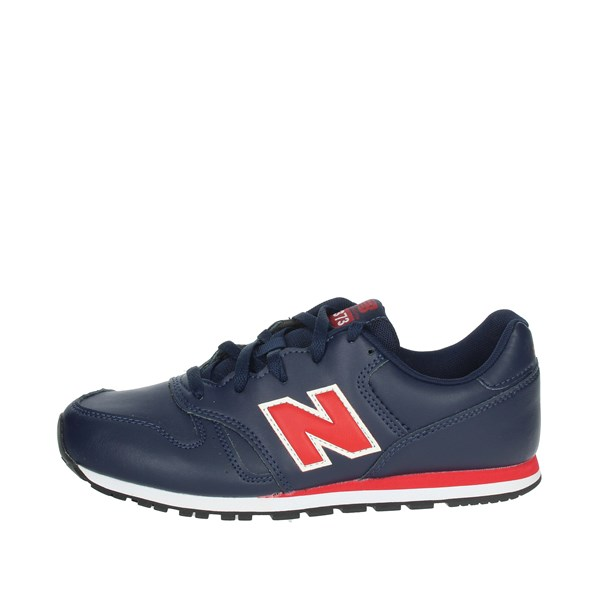 New Balance Shoes Sneakers Blue YC373ENO