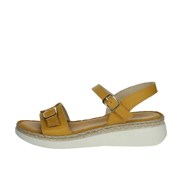Riposella Shoes Sandals Yellow 16204