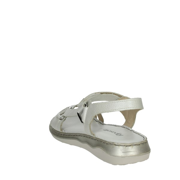 Riposella Shoes Sandals Ivory 40718