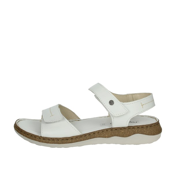 Riposella Shoes Sandals White 40726