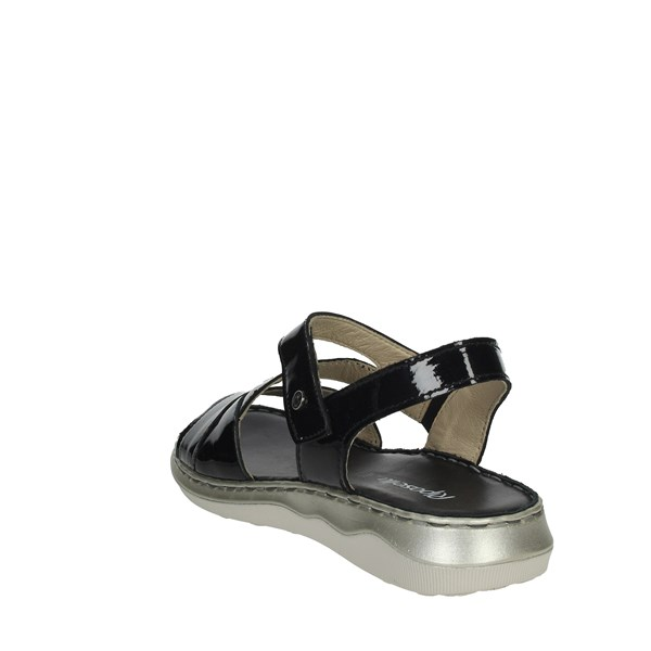 Riposella Shoes Sandals Black 40724