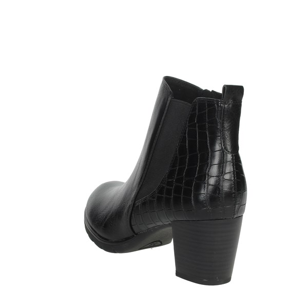Marco Tozzi Shoes Ankle Boots Black 2-25395-35