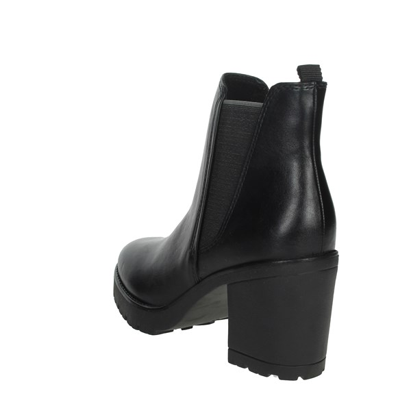 Marco Tozzi Shoes Ankle Boots Black 2-25414-35