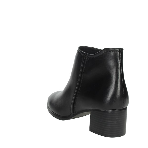 Marco Tozzi Shoes Ankle Boots Black 2-25348-35