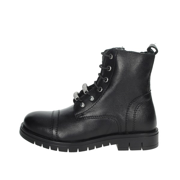 Grunland Shoes Boots Black PO1504