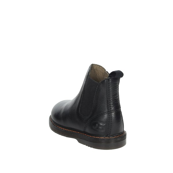 Grunland Shoes Ankle Boots Black PP0411-88