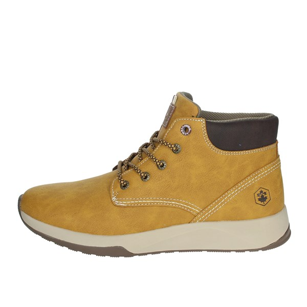 Lumberjack Shoes Comfort Shoes  Yellow SM86501-001