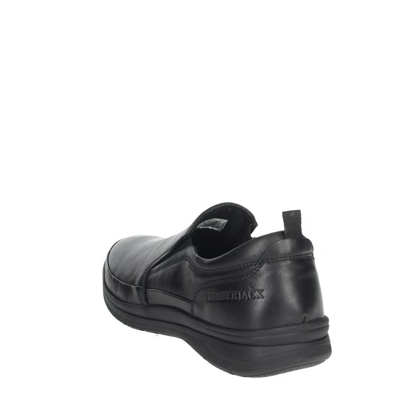Lumberjack Shoes Moccasin Black SM67602-022