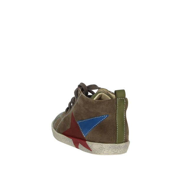 Falcotto Shoes Sneakers Dark Green 0012014040.01