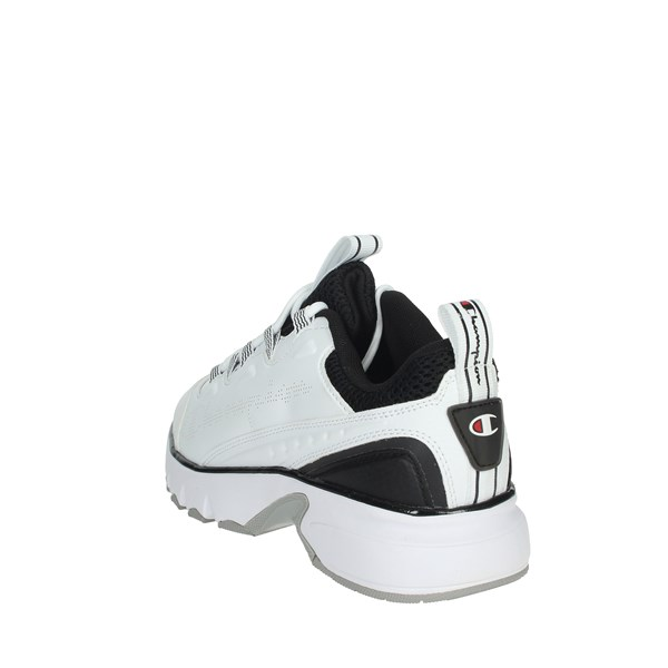 Champion Shoes Sneakers White/Black S11074-F20