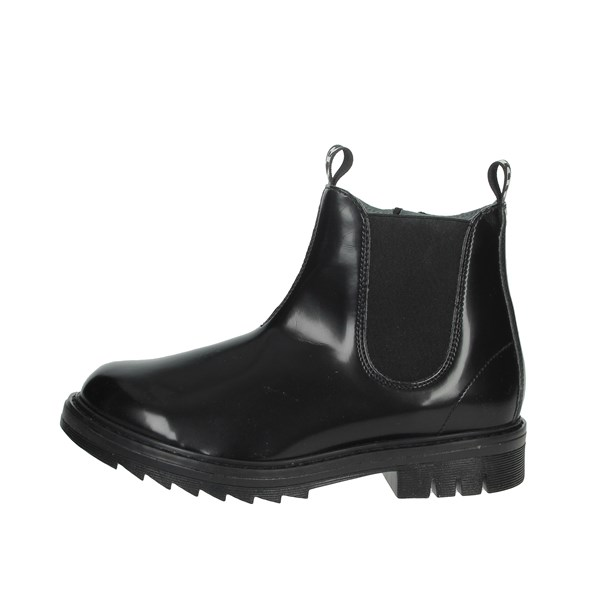 Nero Giardini Shoes Ankle Boots Black IO33881M