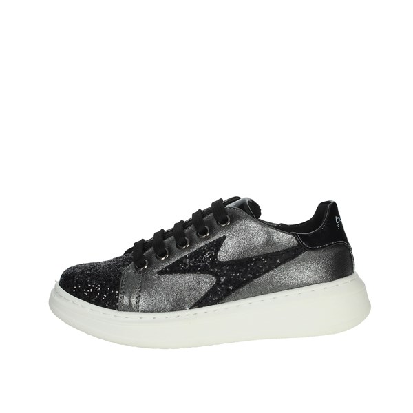 Balducci Shoes Sneakers Charcoal grey BS1860