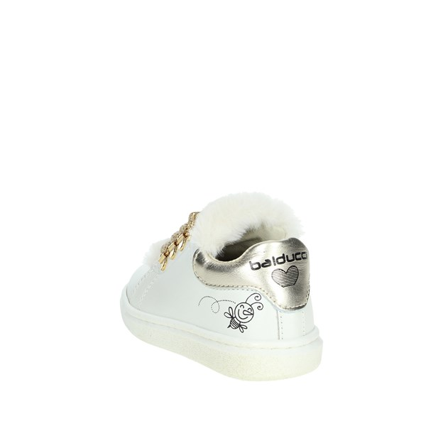 Balducci Shoes Sneakers Ivory MSPORT3408