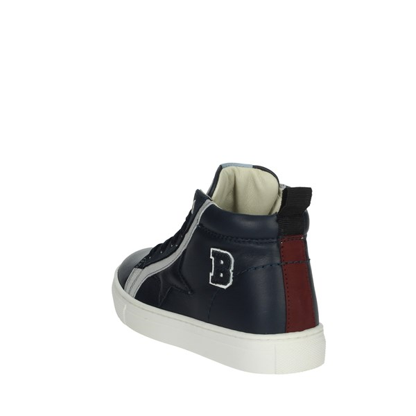 Balducci Shoes Sneakers Blue BUTTER1608