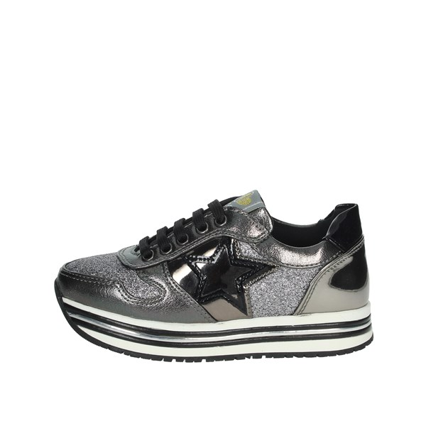 Asso Shoes Sneakers Charcoal grey AG-9502
