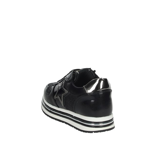 Asso Shoes Sneakers Black AG-9502