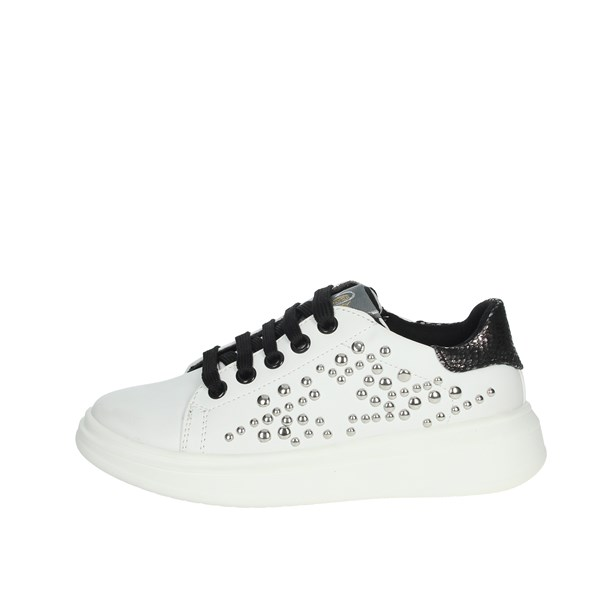 Asso Shoes Sneakers White AG-8402