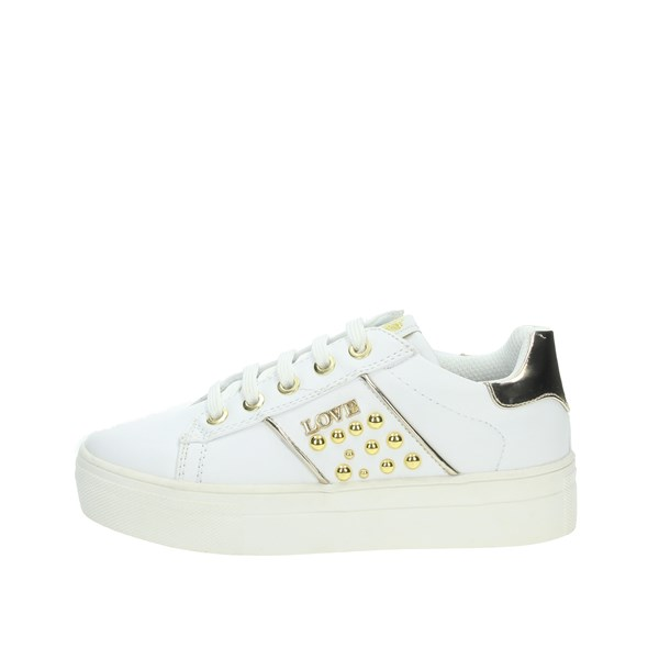 Asso Shoes Sneakers White AG-8602