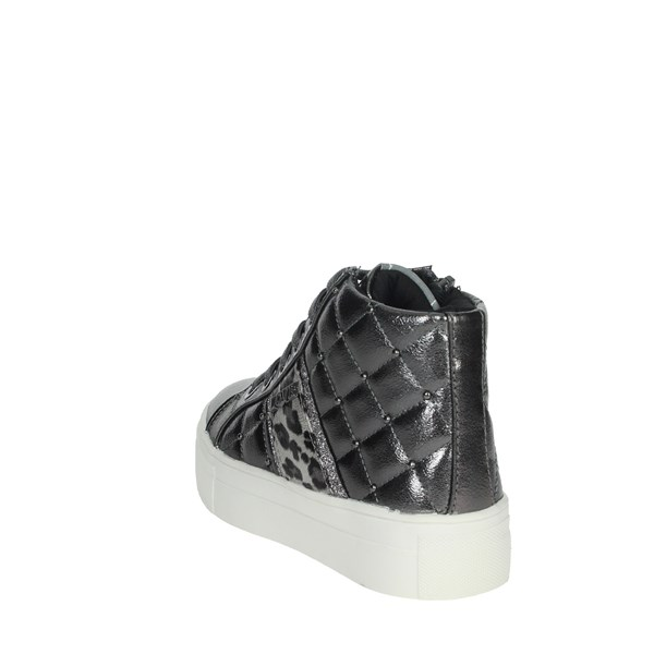 Asso Shoes Sneakers Charcoal grey AG-8603