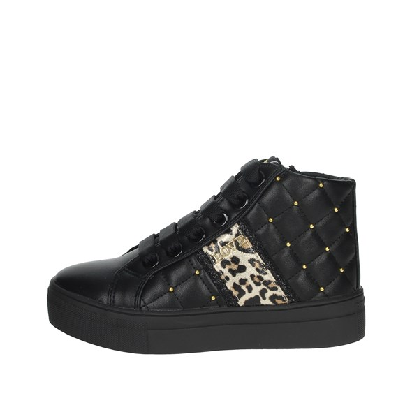 Asso Shoes Sneakers Black AG-8603