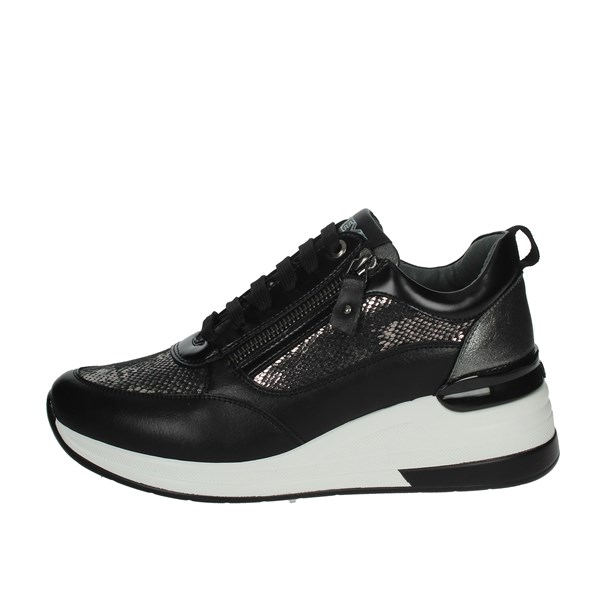 Keys Shoes Sneakers Black K-2500