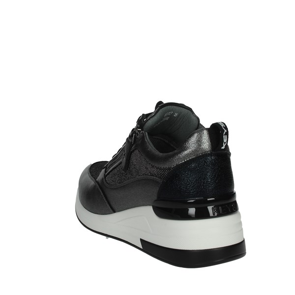 Keys Shoes Sneakers Charcoal grey K-2500