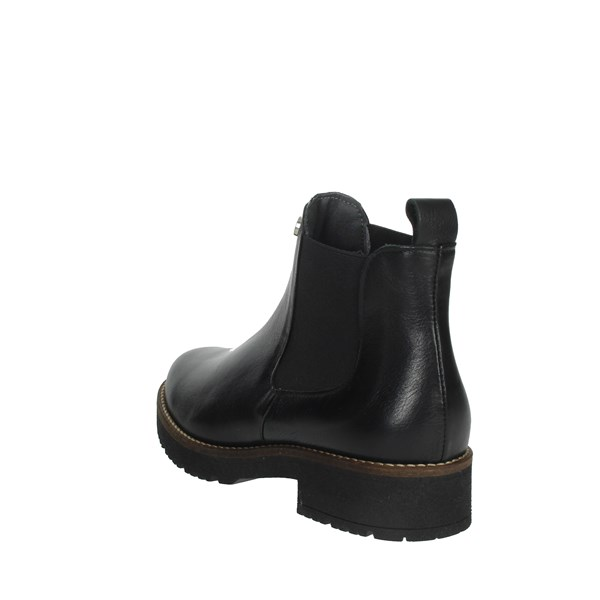 Pitillos Shoes Ankle Boots Black 6432