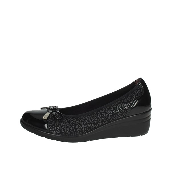 Pitillos Shoes Pumps Black 6322